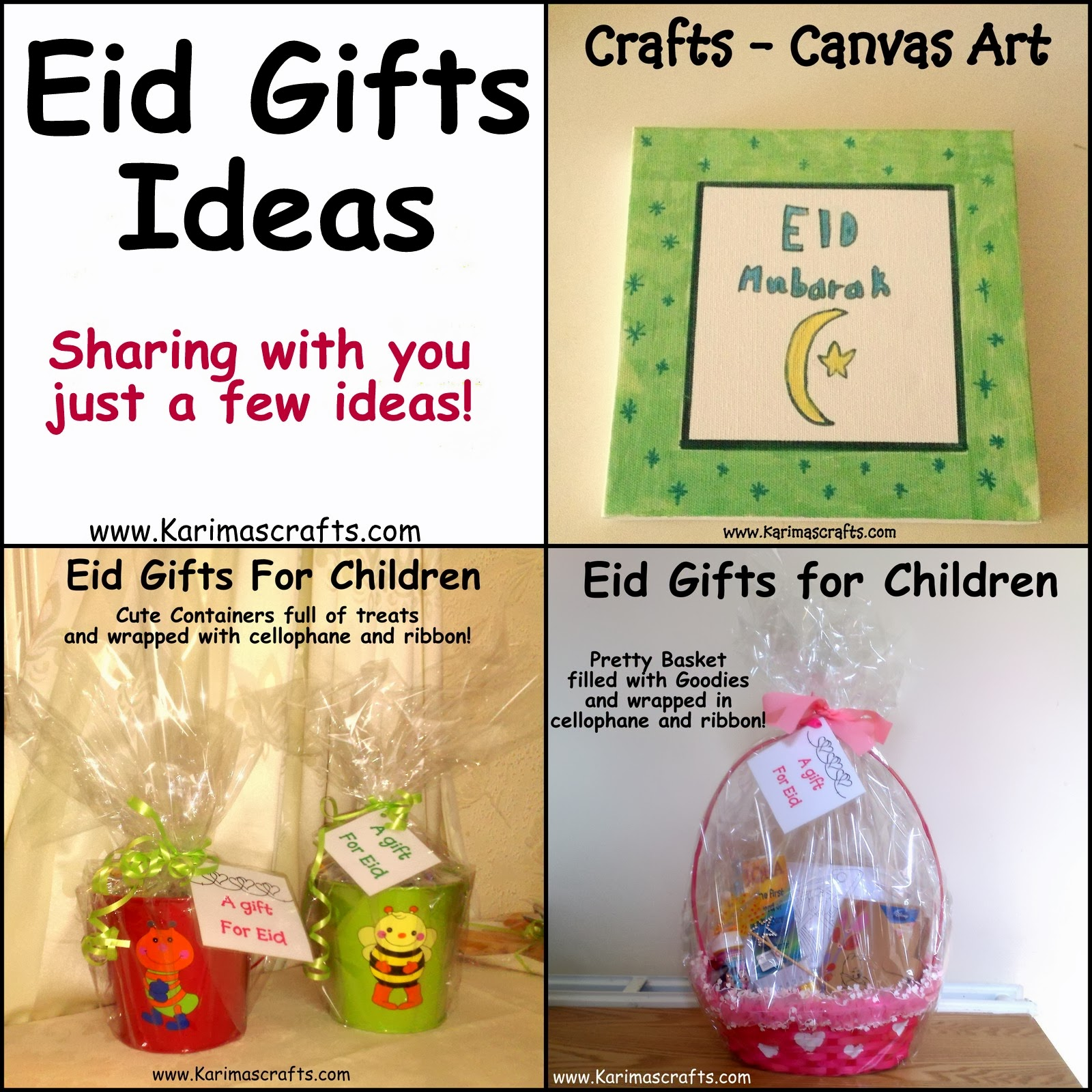 Karima s Crafts Eid Gifts Ideas 30 Days of Ramadan Crafts