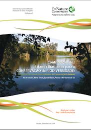 Contribuição dos Estados Brasileiros para a CONSERVAÇÃO da BIODIVERSIDADE