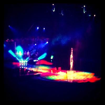 Saltimbanco of Cirque du Soleil
