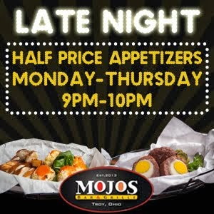 Mojos Late Night