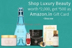Luxury-beauty-products-free-rs-500-amazon-gift-card