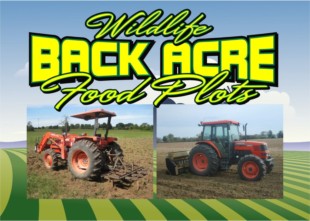 Back Acre Food Plots