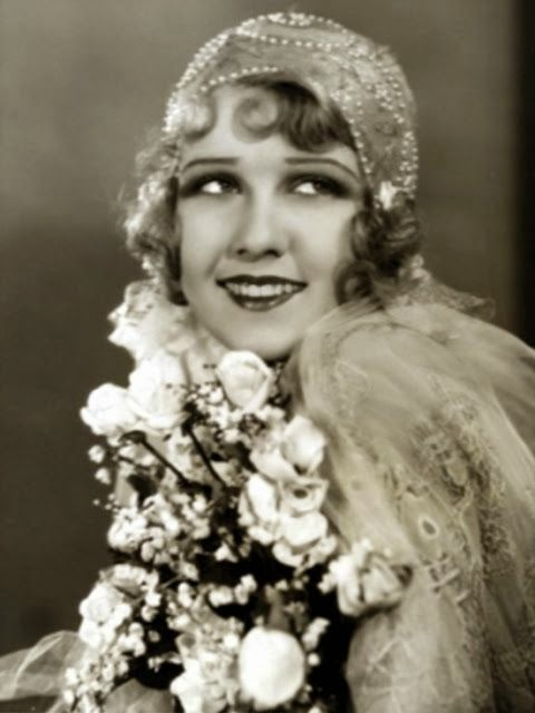 Anita Page: Affordable Wedding Dresses - 1920s