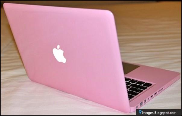 White apple laptops