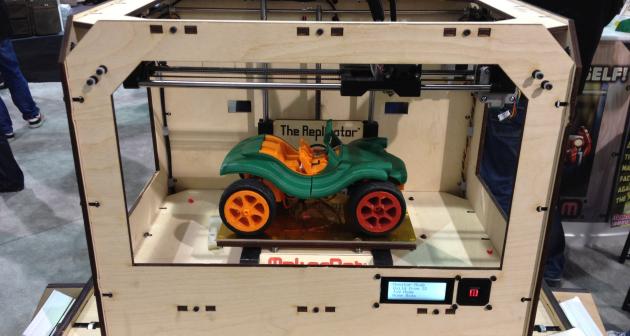 Un mundo por delante impresoras 3d armas al alcance del for Videos de impresoras 3d