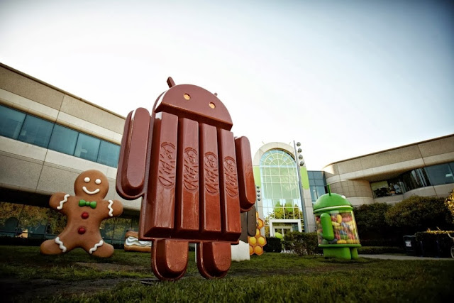 Android 4.4.1 ameliorate the camera of the Nexus 5