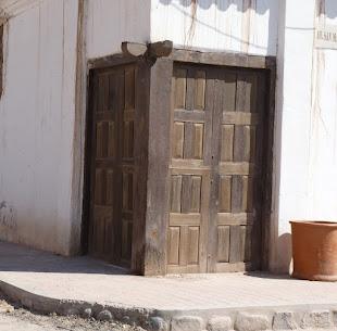 Puertas con vivencias