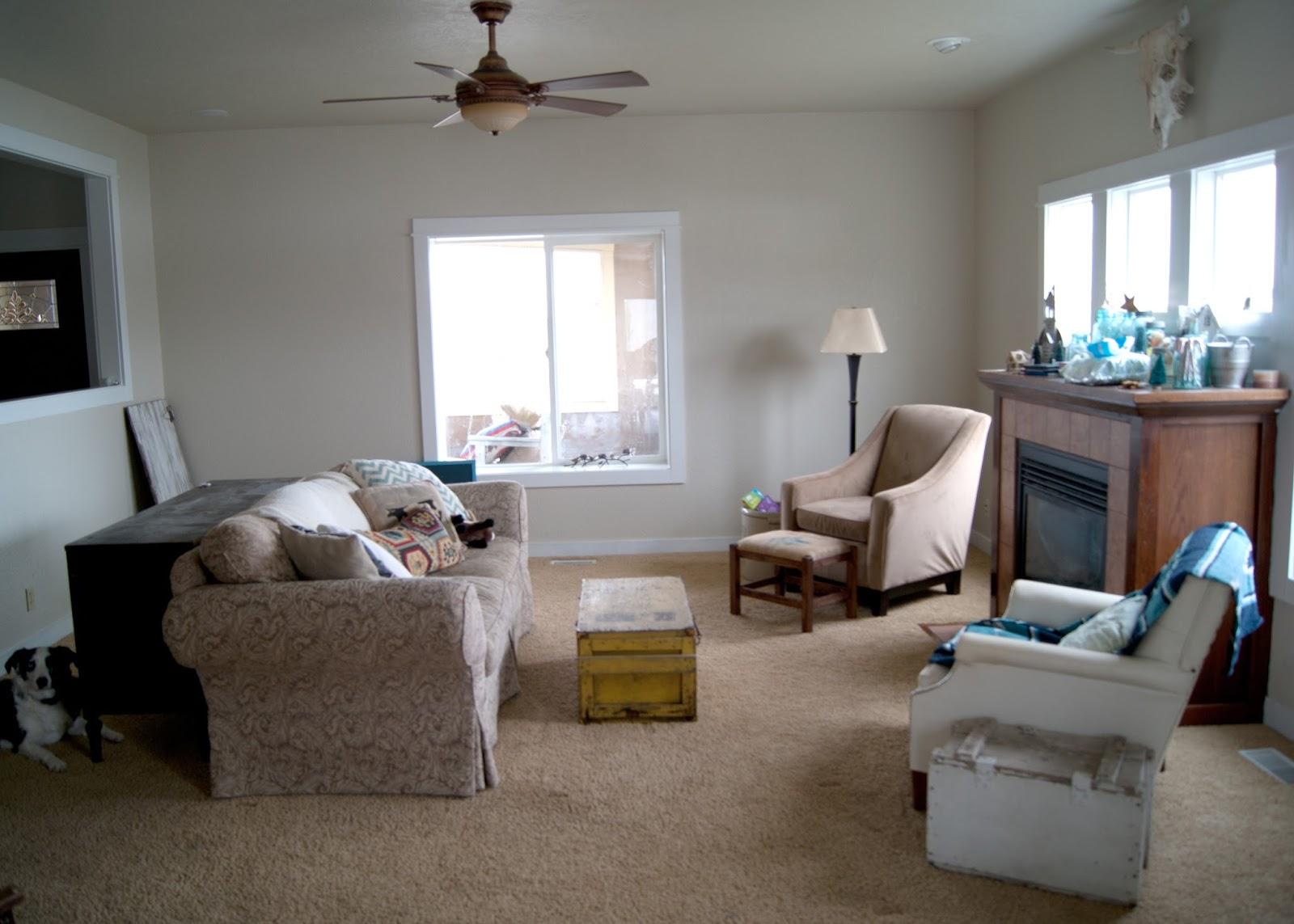 Upstairs Office/ Bonus Room Updates | Averie Lane: Upstairs Office ...