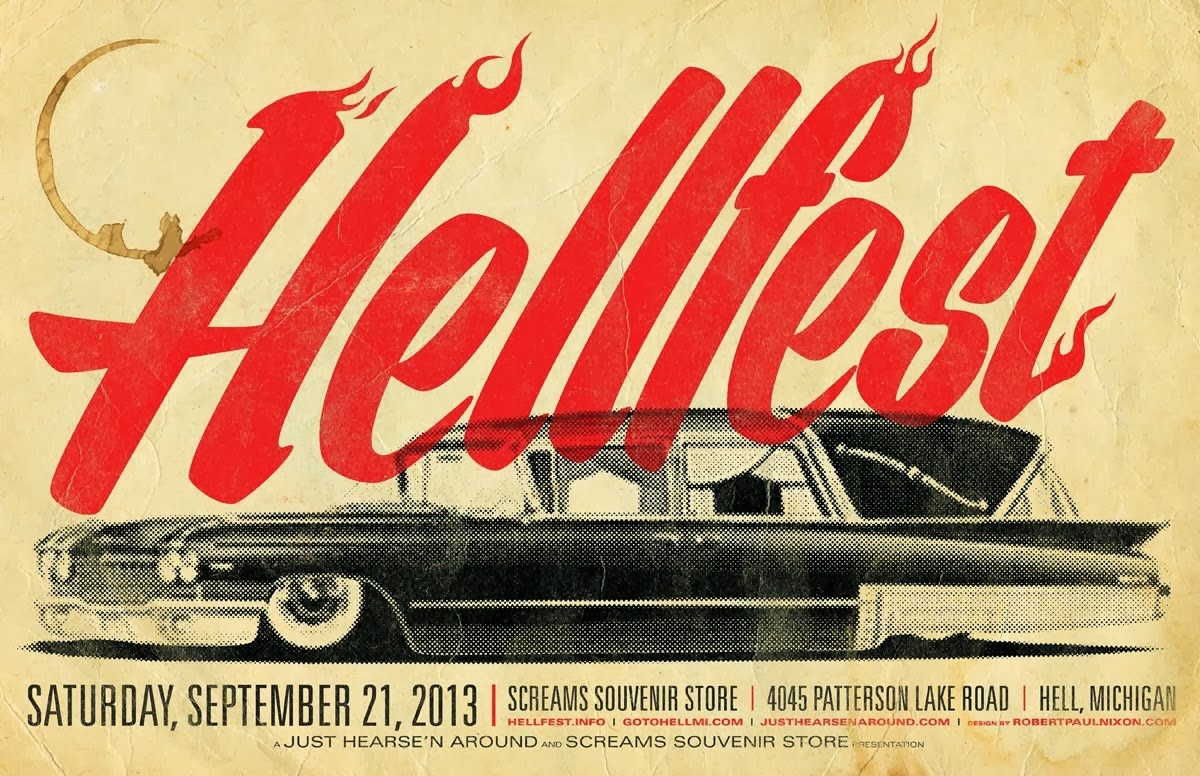 Motorcityblog Upcoming Hellfest Hearse Show In Hell Mi