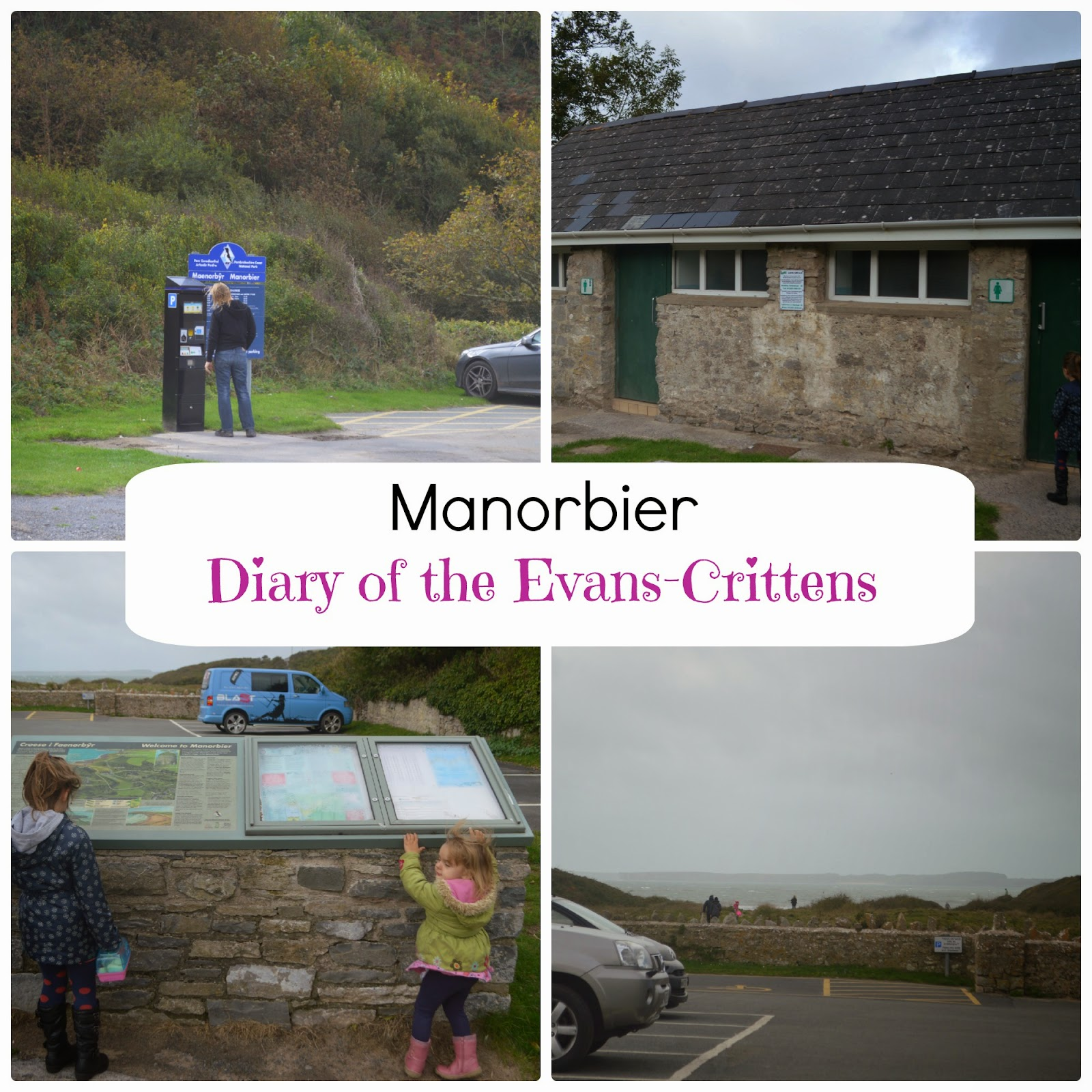 Manorbier by Diary of the Evans-Crittens