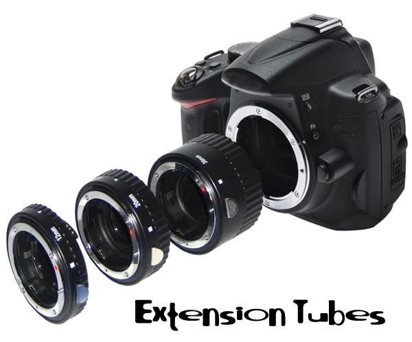 Macro Rings Tubes For Nikon F