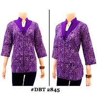Blouse Batik Wanita DBT-2845