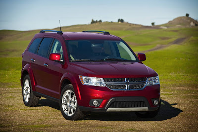2013 Dodge Journey Crossover