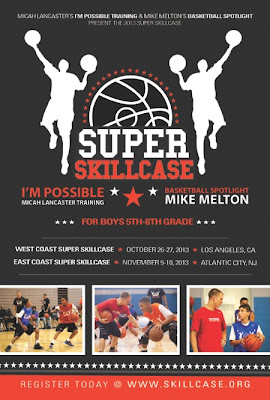 43f54ca88f05 Basketball Spotlight and I m Possible Training have joined forces to bring  you the Middle School Hoops Event of the year!