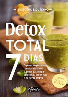 Detox total 7 dias (Victoria Boutenko)