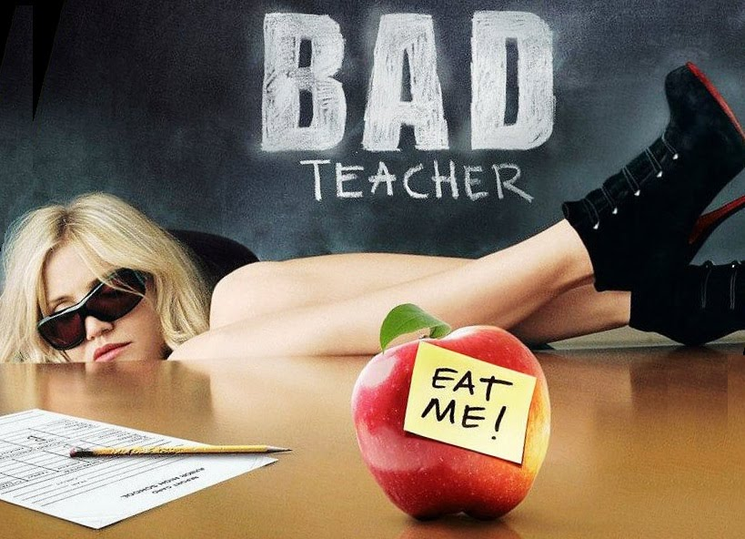 cameron diaz bad teacher poster. Bad Teacher