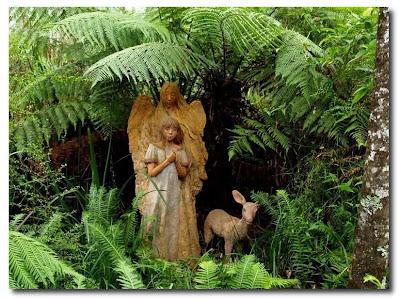 Las esculturas mágicas de Bruno Torfs - Marysville Australia - Jardín de esculturas9