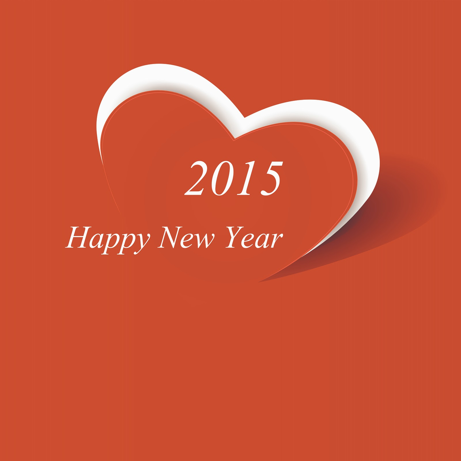 Greeting Happy New Year 2015 eCards – Lovely Wishing Cards