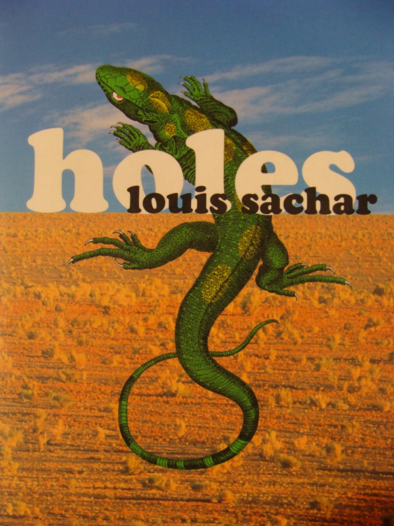 Holes Summary Book Report