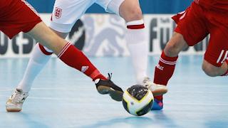Funções de posições do Sistema 3x1 no Futsal