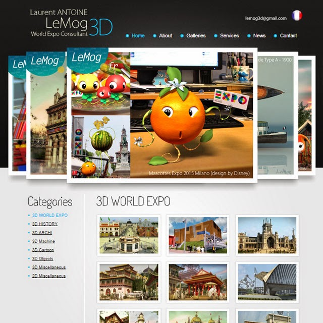 LeMog 3D