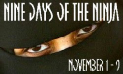 Nine Days of the Ninja!