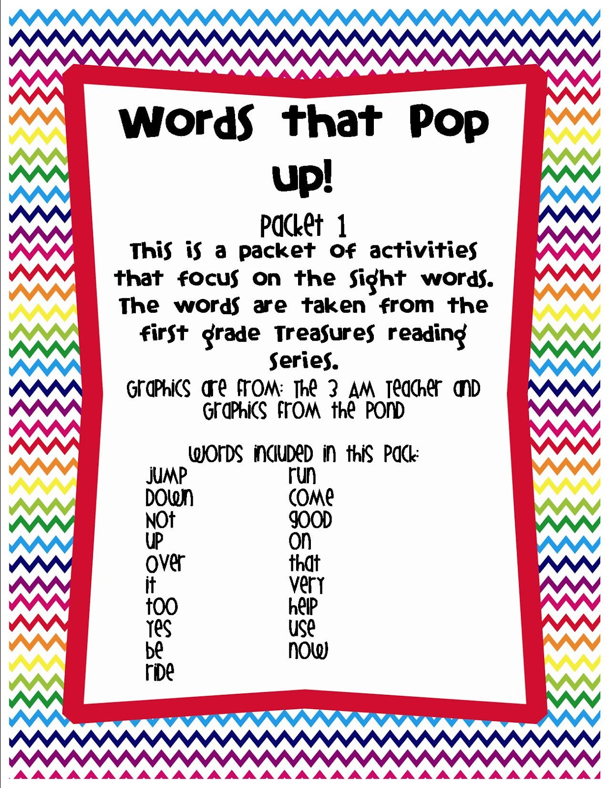 word work book
