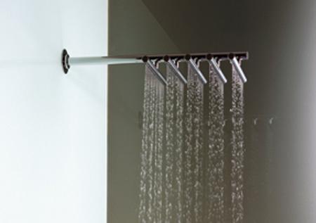 Sagomon Modern Style Bathroom Shawar