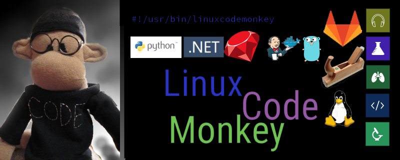 Linux Code Monkey