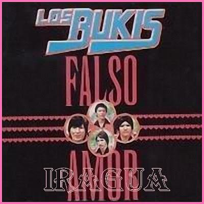 Los Bukis- Falso Amor 1975