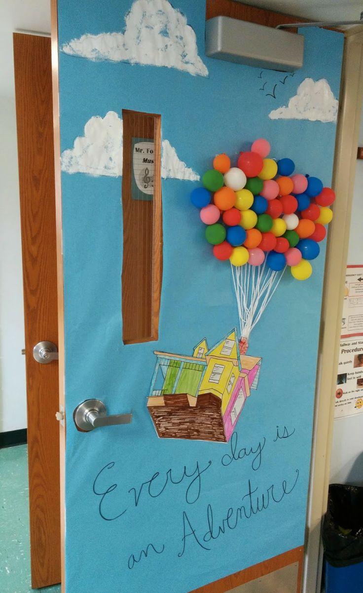 Spring Classroom Window Decorations ~ Ideas para decorar y organizar tu aula