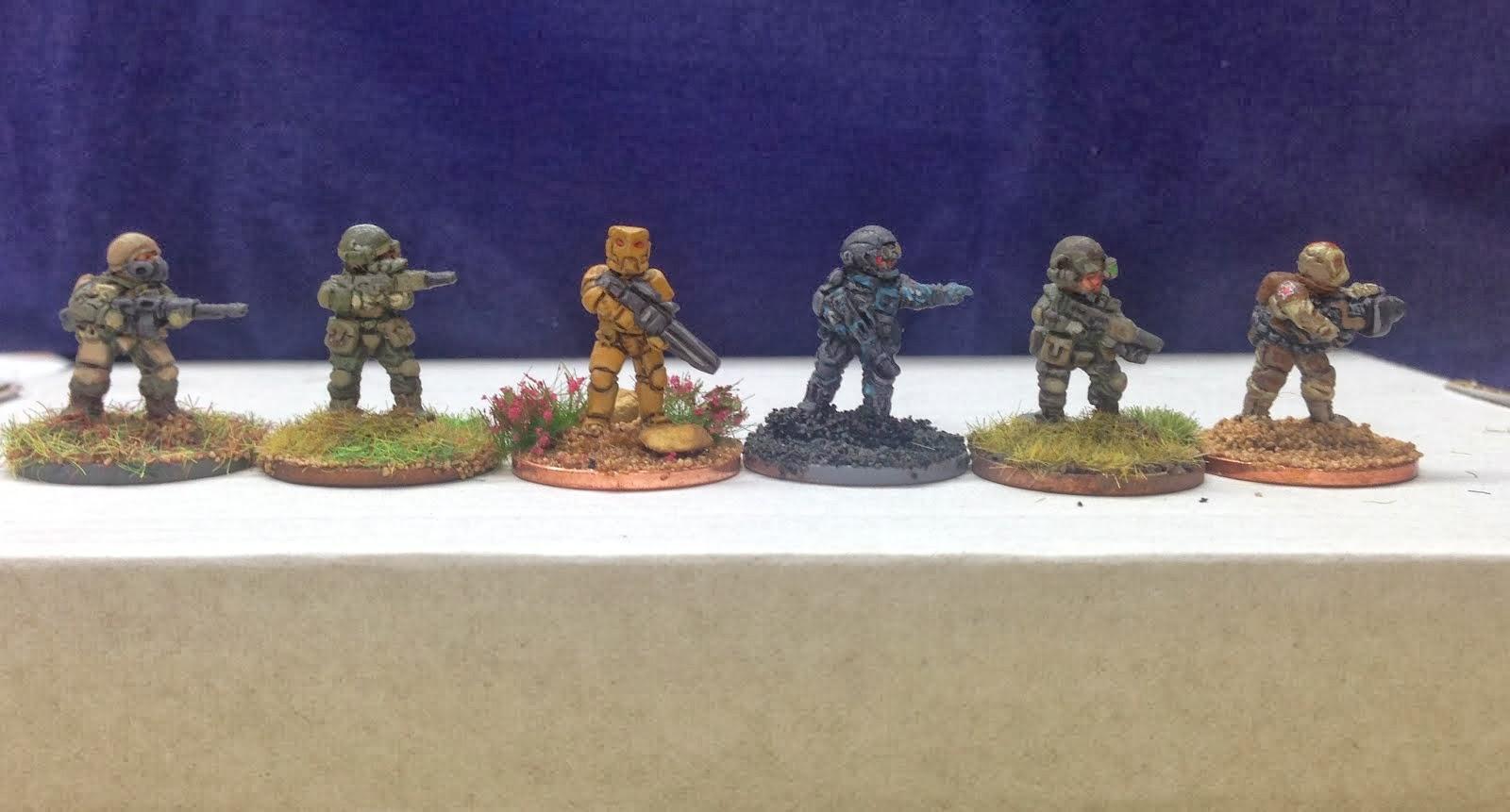 ArmiesArmy Fugures