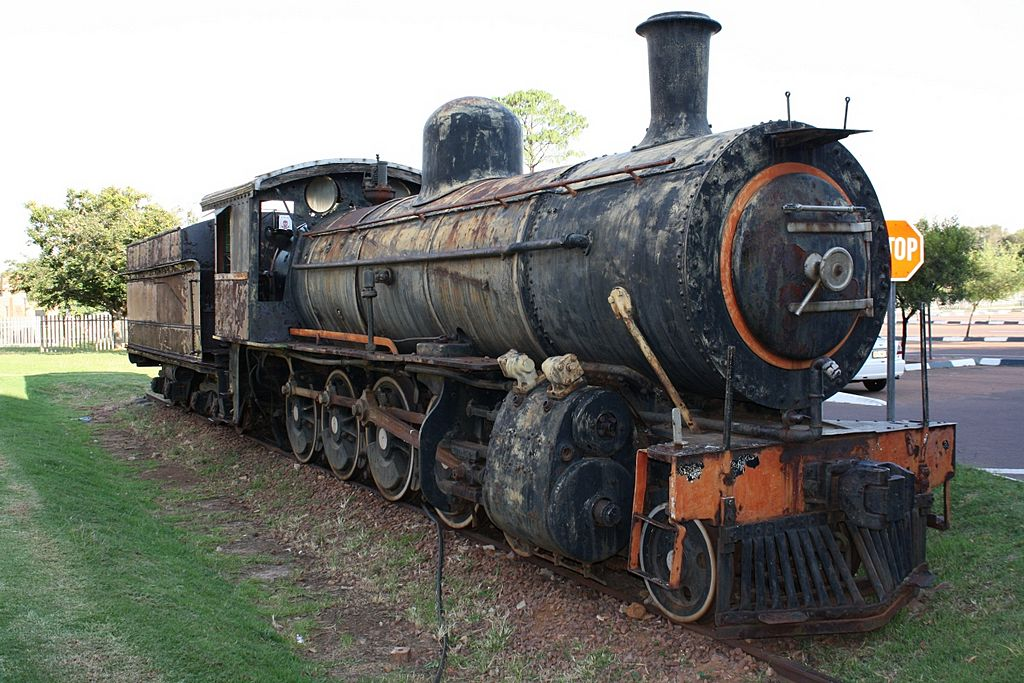 Middelburg South Africa  city photos : old STEAM LOCOMOTIVES in South Africa: Middelburg MP, Information ...