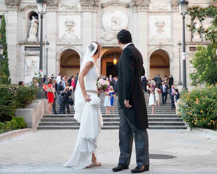 7 iglesias para casarse en madrid madridbloguea ForCasarse En Madrid