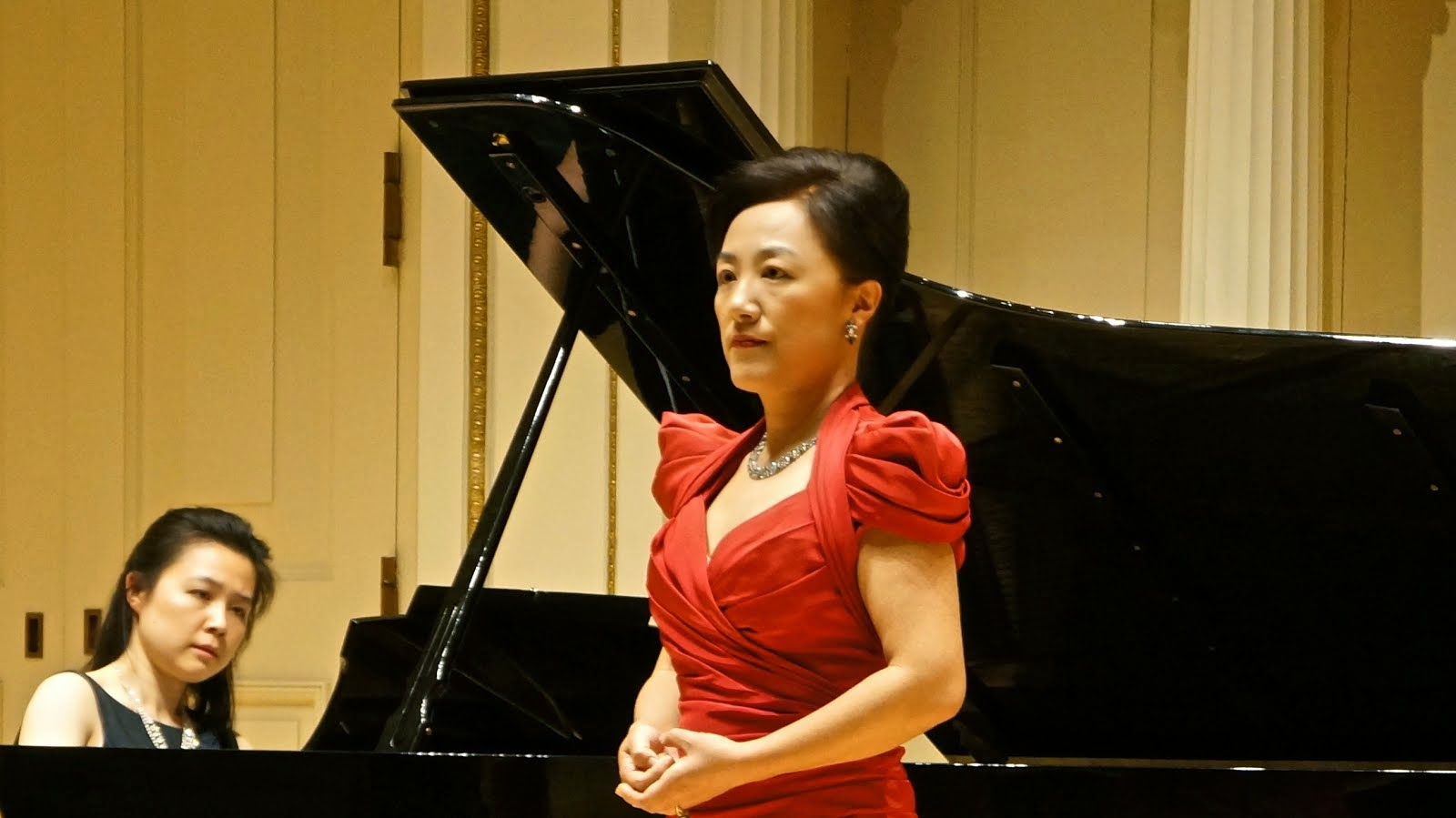 NY Carnegie Hall Debut