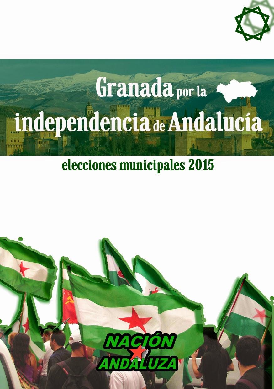 Programa de la candidatura de N.A. al Ayto de Granada