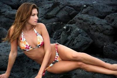 Dawn Olivieri, bikini,  Heroes