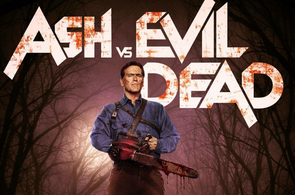 xem phim Ash và Qủy Dữ, Ash vs. Evil Dead (2015)