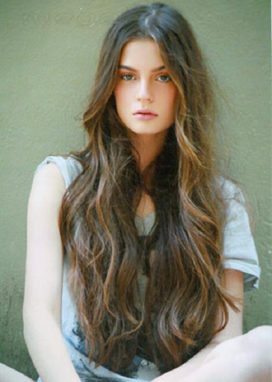 Ultimos cortes de pelo largo