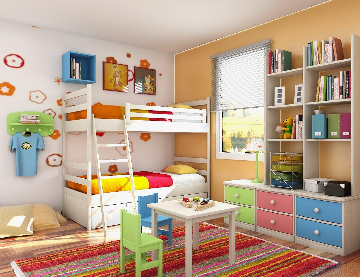 Babies kids rooms for Rooms 4 kids