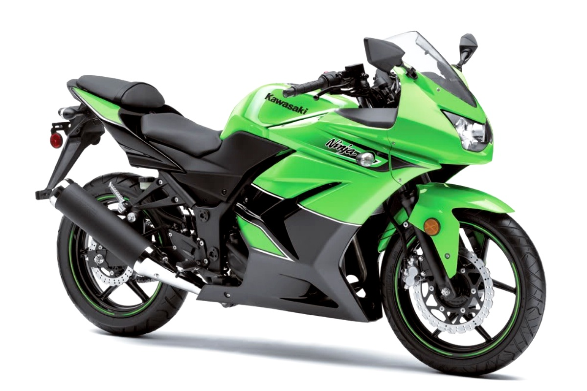 Kawasaki New Ninja 250 RR