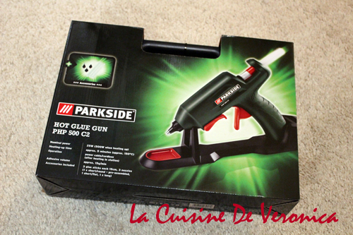 La Cuisine De Veronica Hot Glue Gun