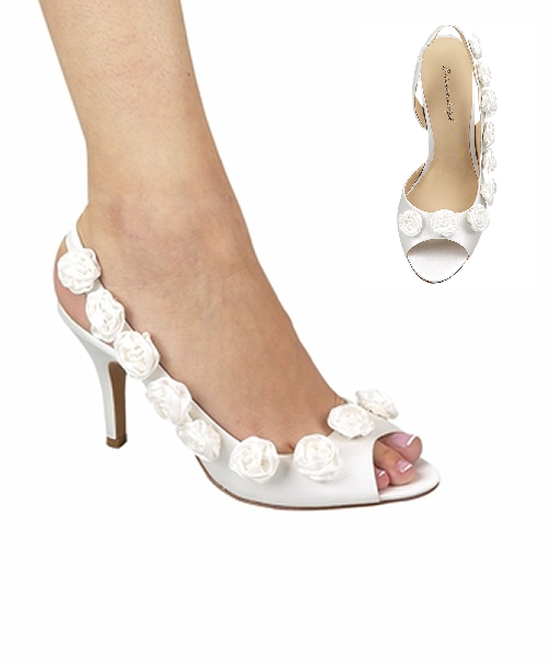 sweety homes: zapatos de novia para verano