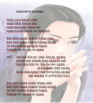 Lagu Manado DULU KITA SAYANG