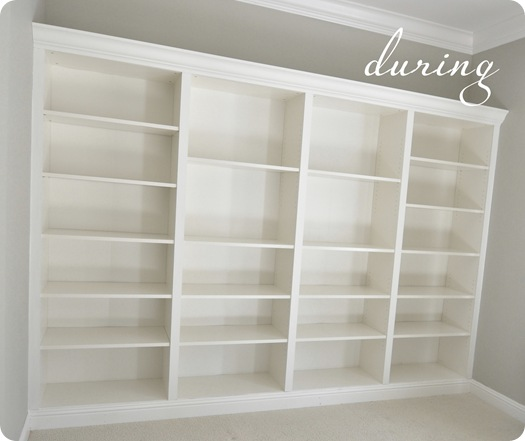 Built In Bookshelves: TDA Decorating And Design: Finally, I've Got Built-Ins