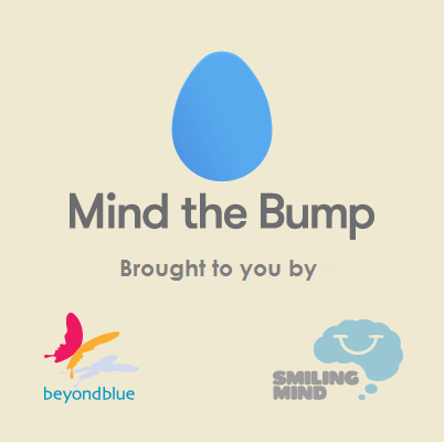 Proudly Supporting Mind the Bump