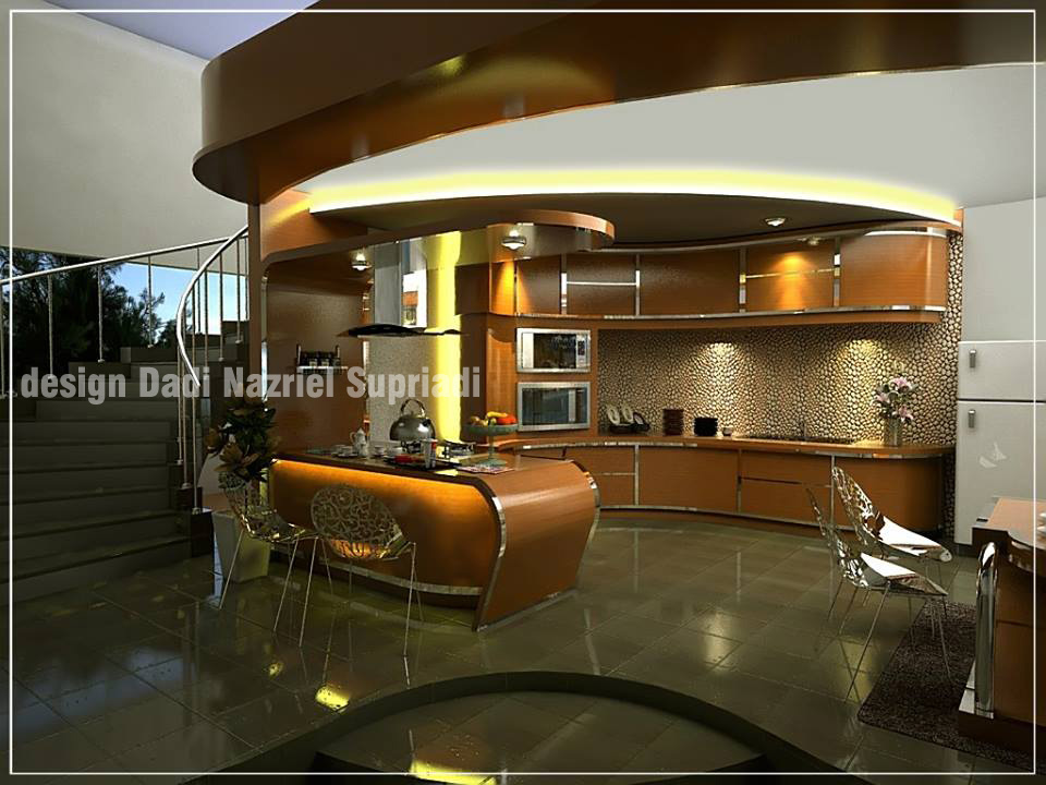 Sketchup texture free su model modern kitchen 2 vray setting for Sketchup kitchen design