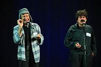 Братья Пономаренко в суперпародийном шоу «Не большая разница»