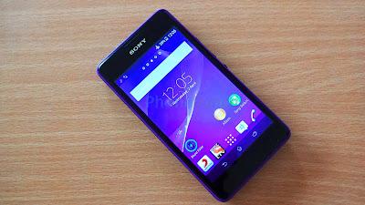 Kelemahan Sony Xperia E1 Dual