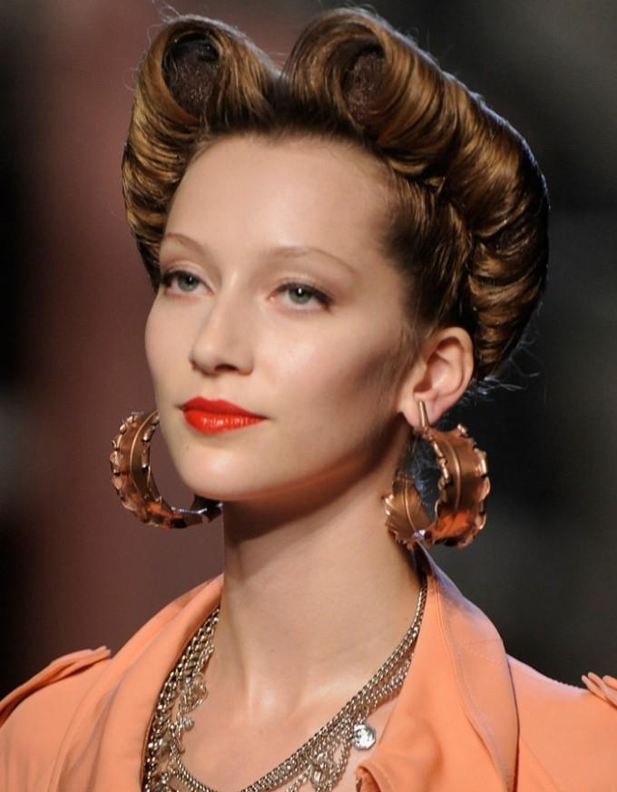 Retro Hairstyles Miss 24